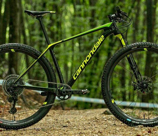 Cannondale-FSi- WORLD CUP 2020