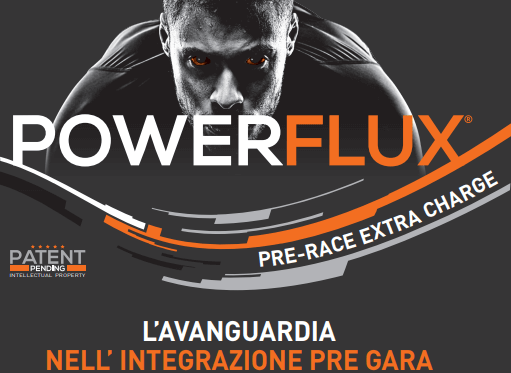 power flux integratore pregara preworkout etich sport